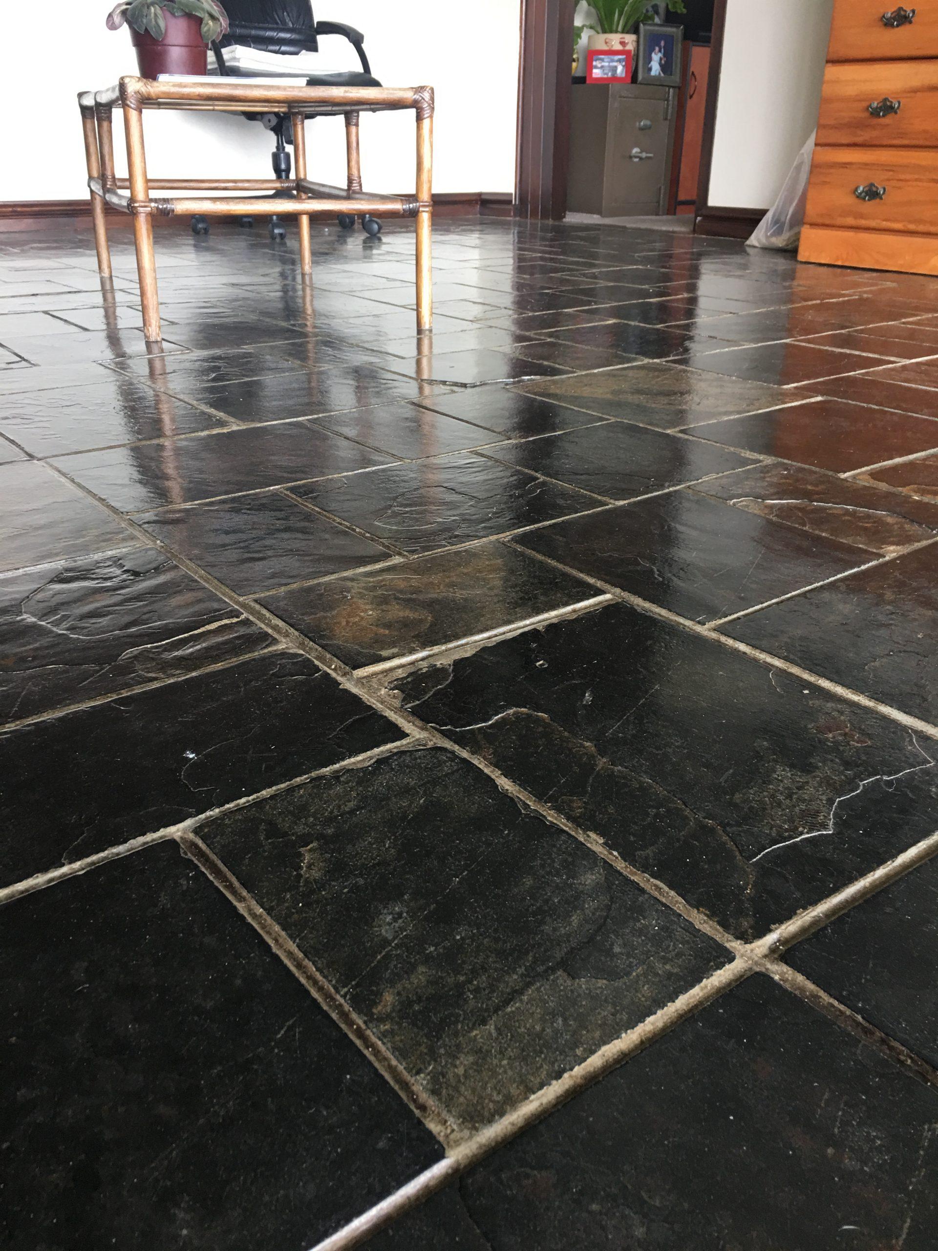 Waterproof Floor - Flagstone Sealer Flooring - Durban - South Africa